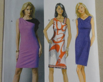 Fitted Sheath Dress Etsy