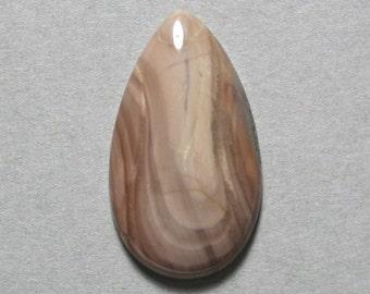 ROYAL IMPERIAL JASPER cabochon drop 18X32mm pear designer cab