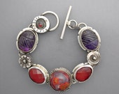 Amethyst, Agate, and Carnelian