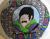 Beatles Yellow Submarine Kippah John Lennon