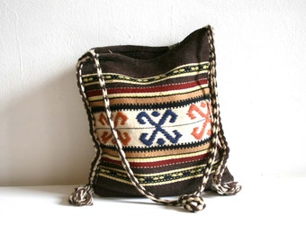Greece Textile Purse