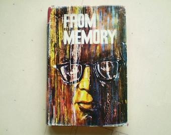 From Memory - 1969 - by Firoz Khan Noon - Memoir - Autobiography - Pakistan - Feroz Khan Noon