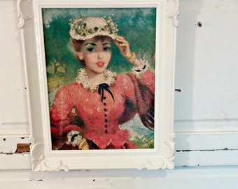 Vintage Southern Ladies Pictures | Buy Them As a Pair Or Separately