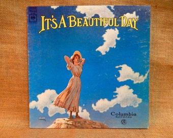 IT'S a BEAUTIFUL Day  - It's a Beautiful Day - 1969 Vintage Vinyl Gatefold Record Album
