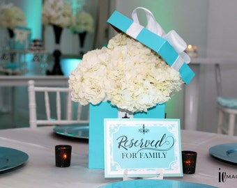 PRINTABLE Reserved Event Sign