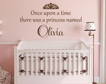 Princess wall decor   Etsy