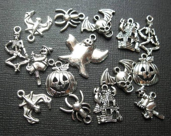 Halloween Charm Collection - C2469