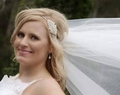 ON SALE Bridal Headband, CINDERELLA, Rhinestone Headband, Bridal Headpiece, Wedding Headband, Crystal Headband, Hair Accessory