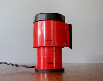 Vintage Krups Cafe Voyager Moka Brewer - Single Cup Coffee Maker