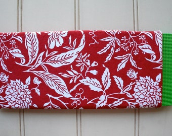 Red Botanicals Gardeners Kneeling Pad - REDUCED, Garden Tool, Gift for Her, Gareding, Special, Gift for Co-Worker, Gift for Grandmother, Red