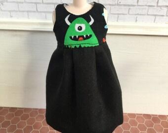 Halloween Blythe Dress: Monster Mash Collection