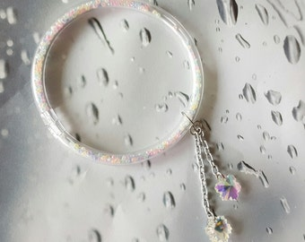 Pastel Prism Dangle Tubez Stim Toy Fidget Bracelet