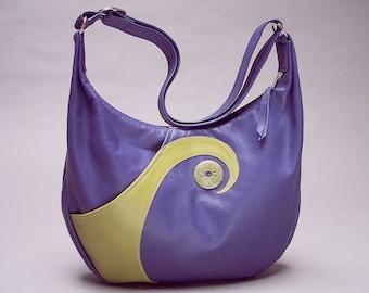 Tsunami Hobo Bag
