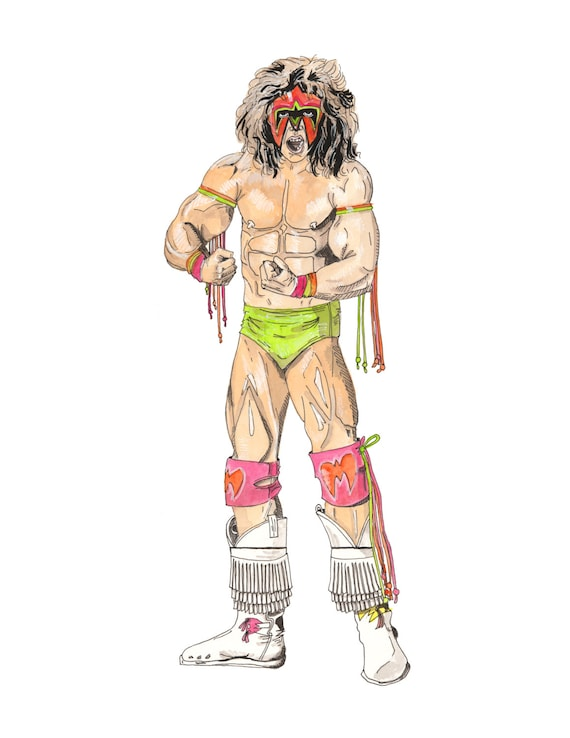 ultimate warrior a wrestling retrospective essay I realized i honestly couldn't say anything better than what the ultimate warrior  said in his final appearance on wwe raw on monday, just 24.