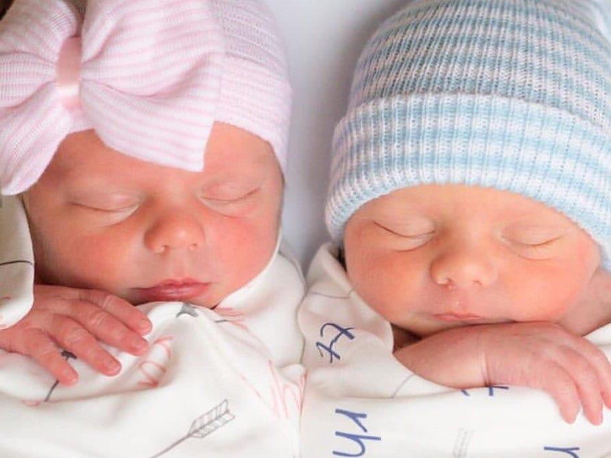 INFANTEENIE BEENIE twins baby girl or baby boy newborn