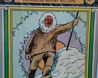 Golden Legacy Illustrated History Magazine