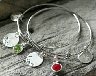 Best Friend Bracelets - Thelma and Louise Bracelet - Sisters Bracelets - Best Friend Gift - Best Friend Jewelry - Sister Gift - Birthday