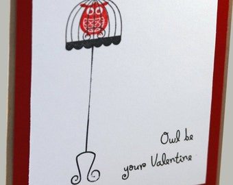 Handmade Valentine's day card, Funny Valentine, Valentines for him, Valentine for boyfriend, Cute Valentines card