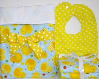 New Baby Gift Set Baby Boy Blanket Flannel By Beastiesbabies