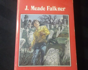 Moonfleet by J. Meade Falkner ~ Vintage 1986 Watermill Classic Juvenile Fiction Action Adventure Paperback Book