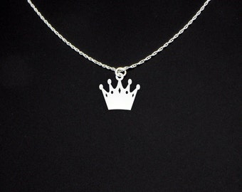 Crown Necklace - Crown Jewelry - Crown Gift