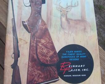 Vintage 1975 Reinhart Fajen Inc. Rifle Stock Catalog