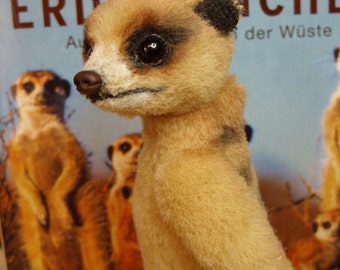Meerkat ebook Sew your own one pattern includet