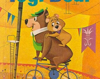 Hanna-Barbera's Yogi Bear by Carl Memling, illustrated by Norman McGary and Hawley Pratt