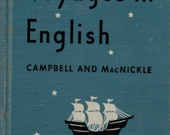 Voyages in English (The Spirit of Adventure Series) by Rev. Paul E. Campbell and Sister Mary Donatus MacNickle