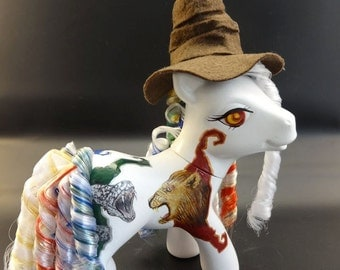 The Sorting – A my little Pony Harry Potter custom