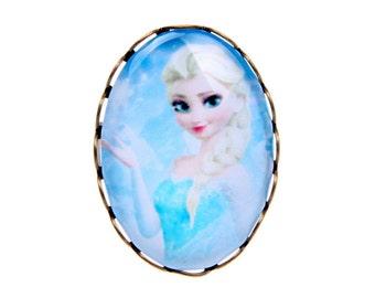 Bague Snow Queen  ELSA