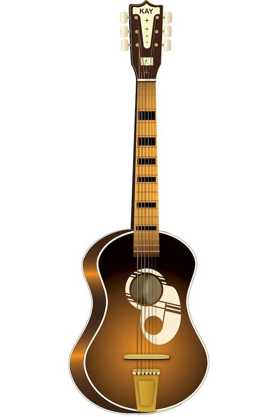 Vintage Guitar Clip Art Guitar Clip Art Guitar Image