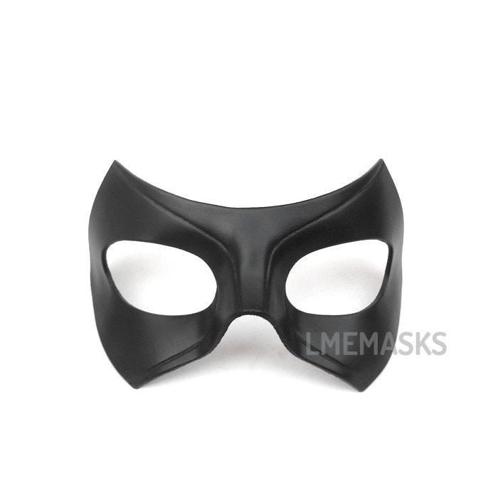 black canary mask laurel lance leather mask cosplay arrow. Black Bedroom Furniture Sets. Home Design Ideas
