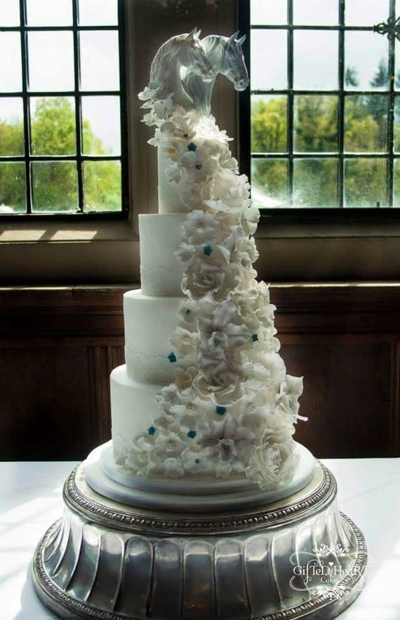 amazing wedding cakes cast gorgeous wedding cake topper sweet by deborahmcdermott 10712