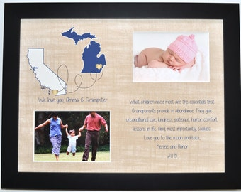 Christmas Gifts For Grandparents, Personalized Grandma Gifts First Time Grandparent Gifts For Grandma Grandparent Gifts Grandma Gift