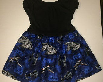 Star wars Dress for baby or toddler