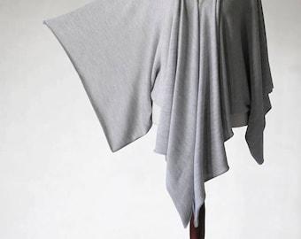 Kimono sweater, kimono cardigan, wrap sweater, womens cardigan, wrap poncho, womens sweater, womens poncho, knit sweater, oversized sweater