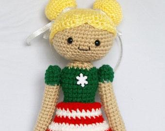 Cammie Ooak Doll Crochet Amigurumi