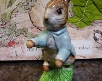 Beatrix Potter Peter Rabbit figurine 1948 Beswick England