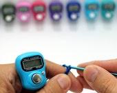 Contatore - dito riga - riga digitale in maglia Counter - Stitch Marker - dito digitale Tally Counter