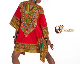 Tunic style 'Small boubou'