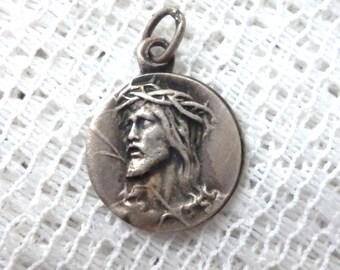 Vintage Jerusalem Medal - Ecce Homo