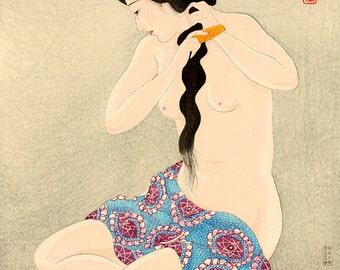 Old Geisha Nude 63