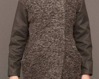 Runaway coat