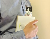 pet portrait/ bookmarks cat portrait/ cat drawing/ custom portrait/ from photo/ gift idea/ cat lovers/kitten portrait
