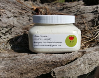 Whipped Shea Butter Hair and Body Blend