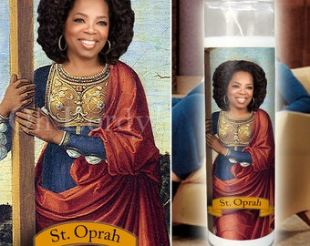 Oprah Prayer Candle