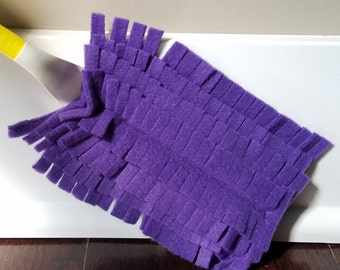 Reusable Swiffer Dusters Refills - purple