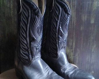 Men's Vintage Custom Made Western Cowboy Boots