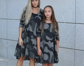 Mommy and me,Clothing,Dresses,Gifts for her, Mother daughter matching dresses, Mother and daughter same dress, Mommy and me clothes